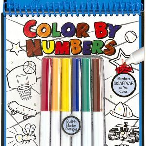 Color by Numbers Front Image