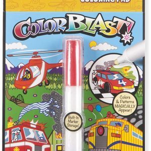 Colorblast! Vehicles Front Image