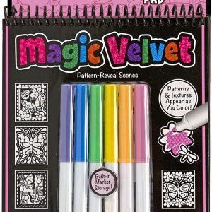 Magic Velvet Butterfly Front Image