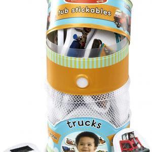 Tub Stickables Trucks Front Image